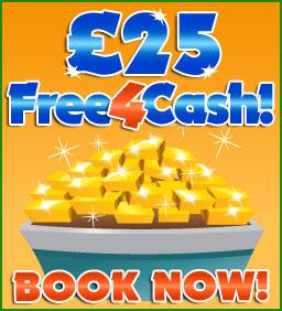 Free4Cash £25