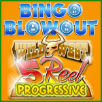 Bingo Blowout Takes You to the Wild West